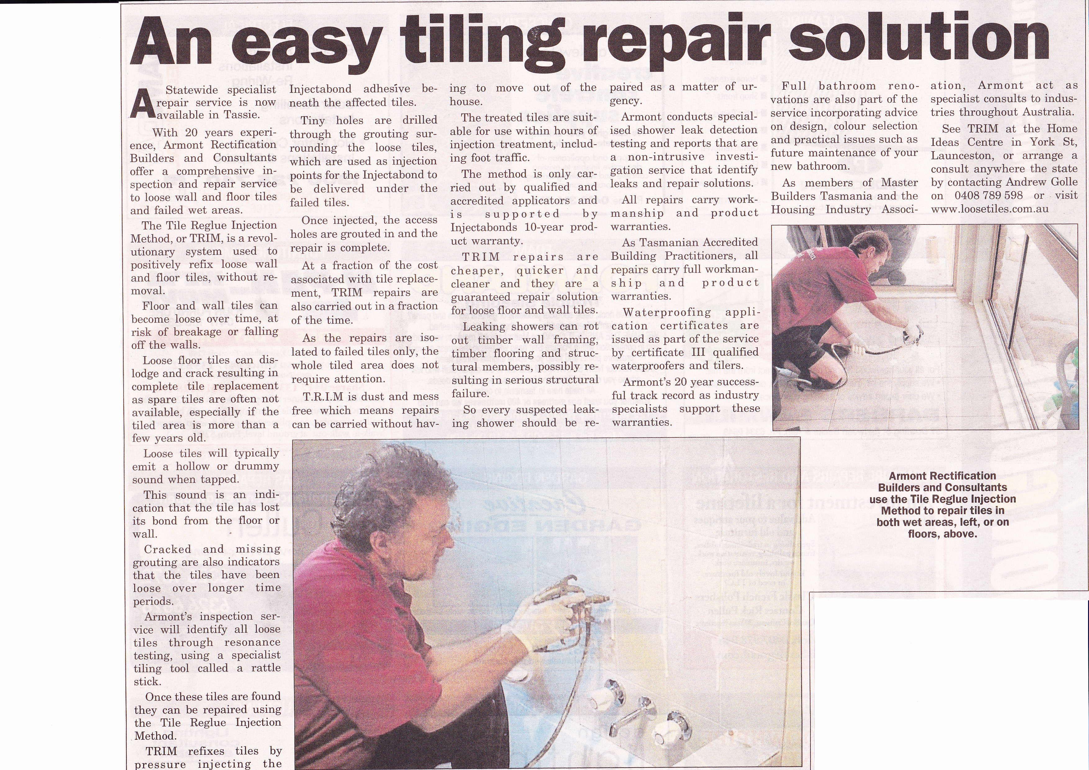 tiling repair new snippet 1